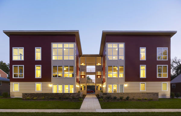 Exterior: Quill Wins 4 American Institute Of