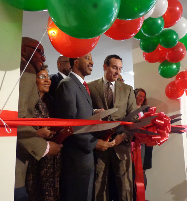 Ribbon Cutting Ceremony of The House of Lebanon